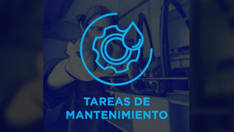 ABSA repara la red de agua en La Plata y Ensenada