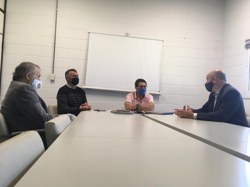 ABSA se reunió con el intendente de Punta Alta