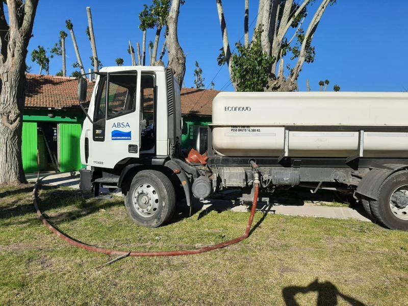 Continúa la normalización del servicio de agua en la Región