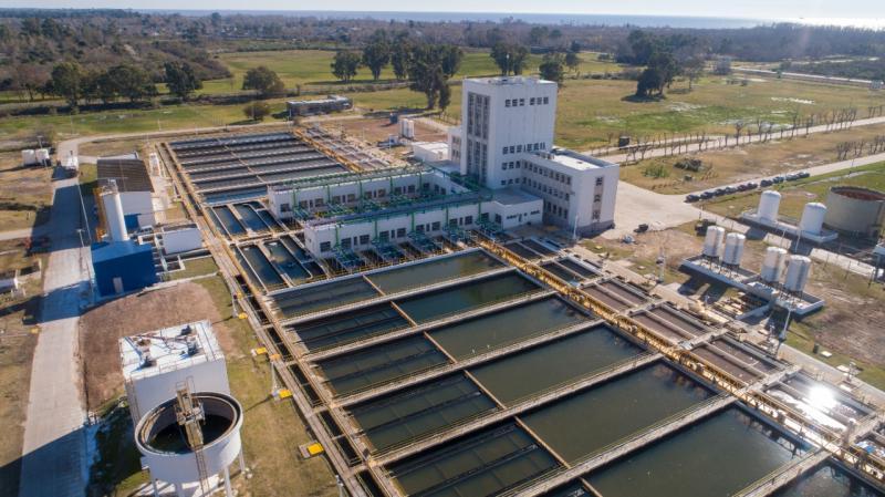 Actualización del estado del servicio de agua en la región