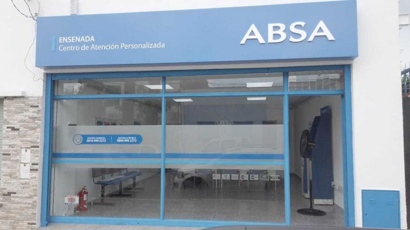 ABSA retoma la atención presencial en las oficinas comerciales en Berisso y Ensenada