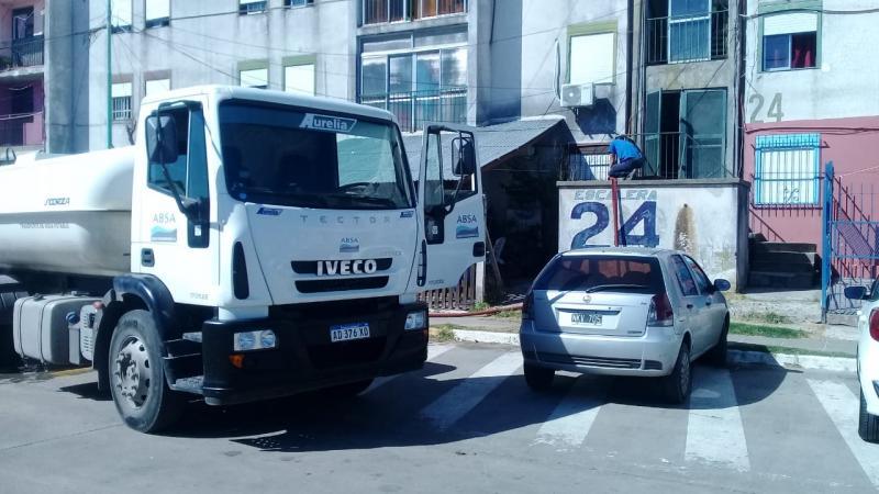 Trabajos programados sobre la red de agua de Ensenada