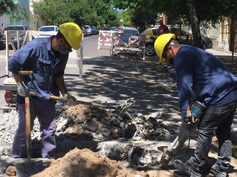 ABSA continúa Plan de Mantenimiento en La Plata