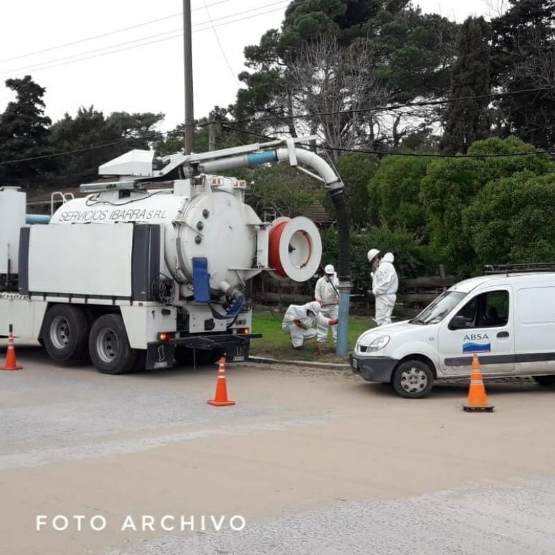 Afectación del servicio por tormentas en Villa Gesell y el Partido de La Costa