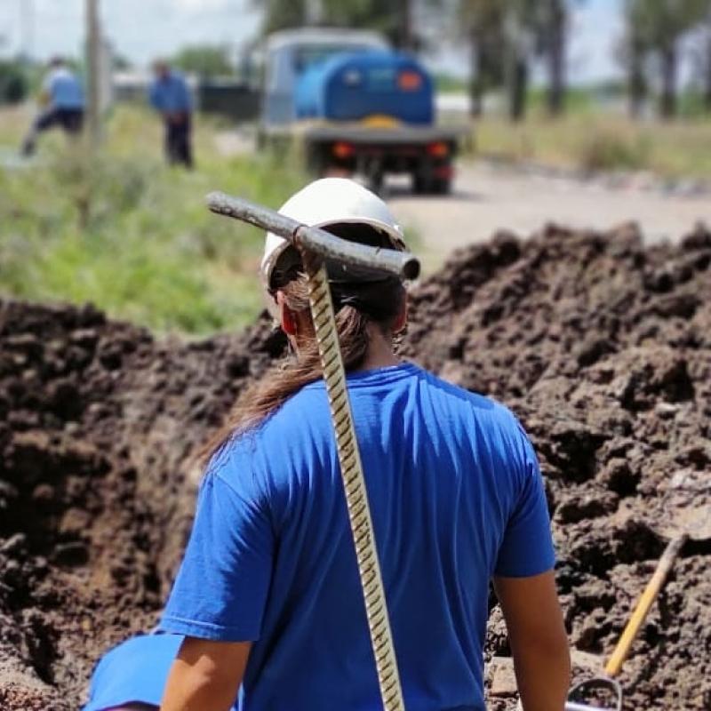 ABSA refuerza el mantenimiento en redes y equipos en La Plata, Berisso y Ensenada.