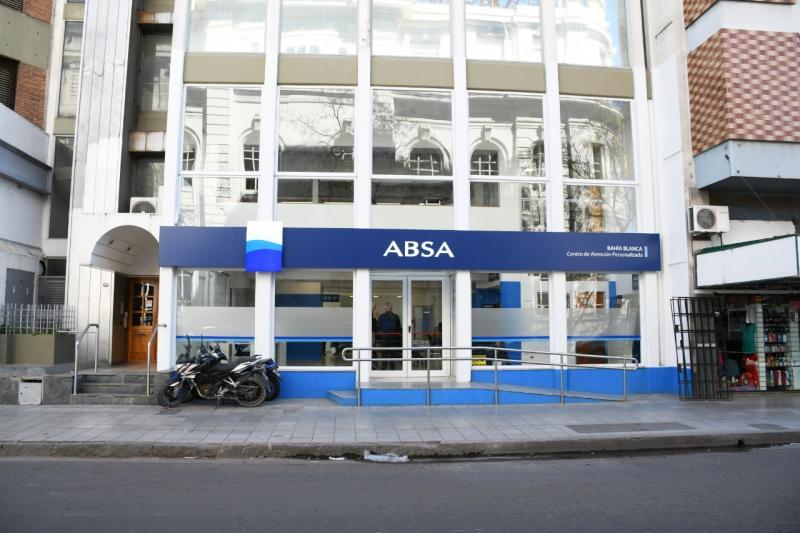 Desinfección de la oficina comercial de Bahía Blanca por prevención