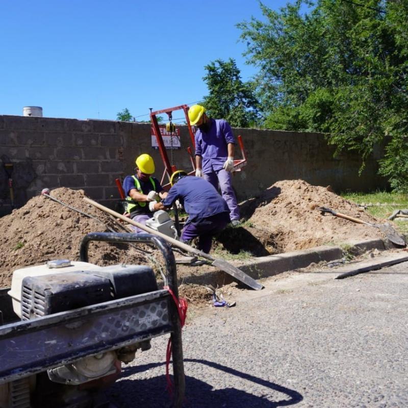 Programa de reparaciones de hoy en Bahía Blanca