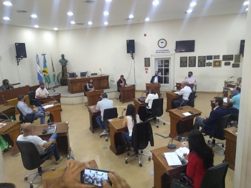 ABSA participó de una nueva reunión de la Mesa del Agua en Bahía Blanca