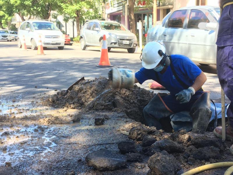 ABSA continúa Plan de Mantenimiento en la Región Capital