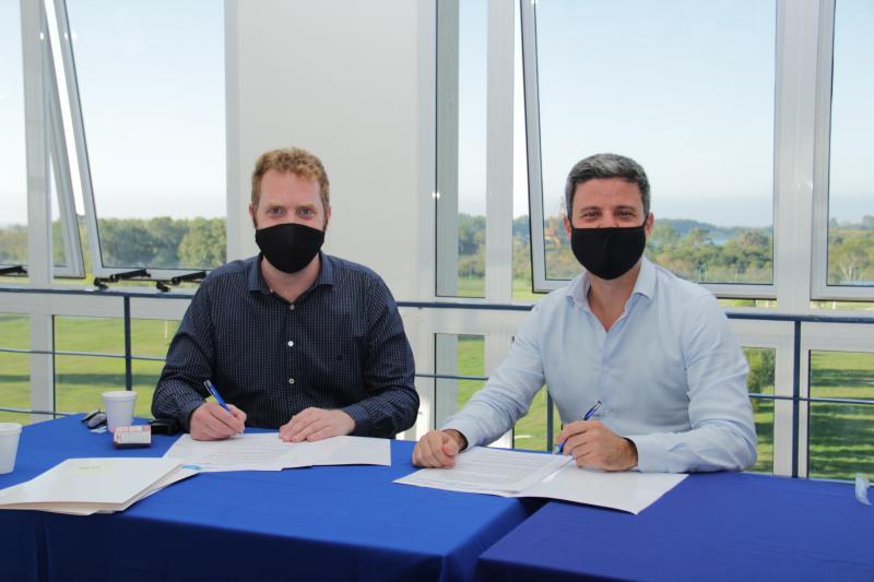 ABSA y OPDS firmaron un convenio para fortalecer el Desarrolo Sostenible