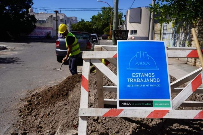 ABSA continúa con el Plan de Mantenimiento en La Plata