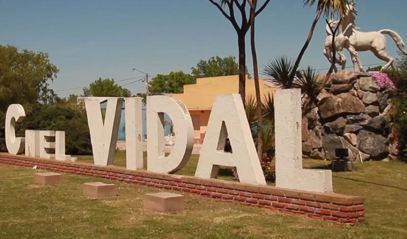 Nueva perforación de agua para Vidal - Pirán