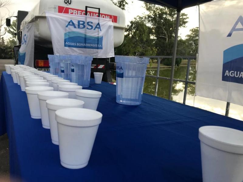 ABSA participó en maratón a beneficio de la fundación Techo