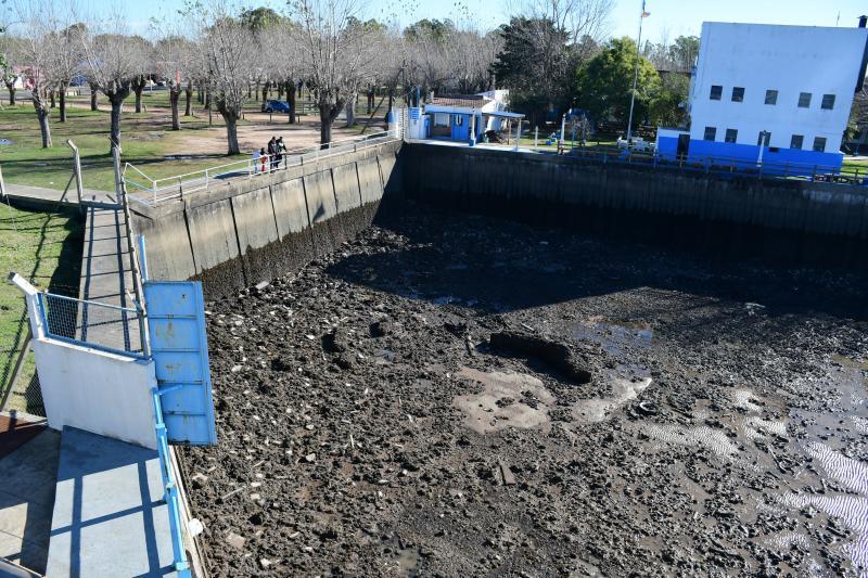 Continúa a buen ritmo la normalización del servicio de agua potable en la Zona