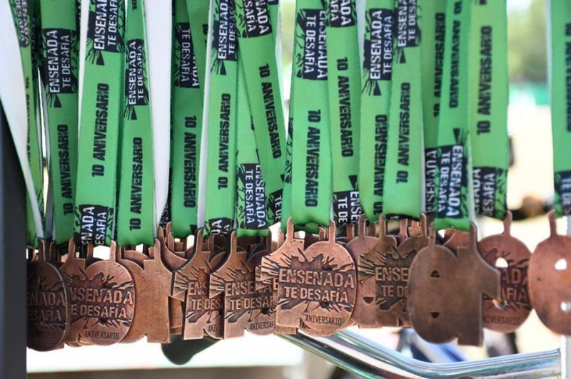 ABSA hidrató a los atletas en el duatlón: Ensenada te desafía