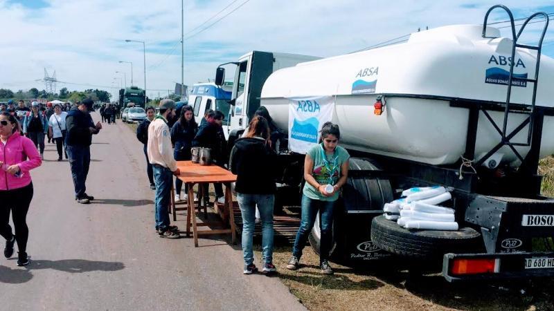 ABSA acompañó a los fieles en la 41 Peregrinación a Luján