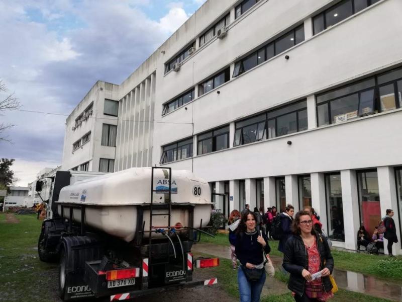 ABSA desplegó un operativo especial en el 34 Encuentro de Mujeres