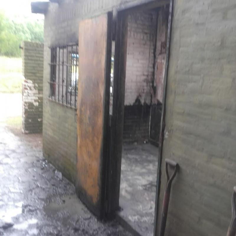 Luego del incendio en la  Estación  Elevadora se normaliza el servicio de cloacas en Villa Gesell