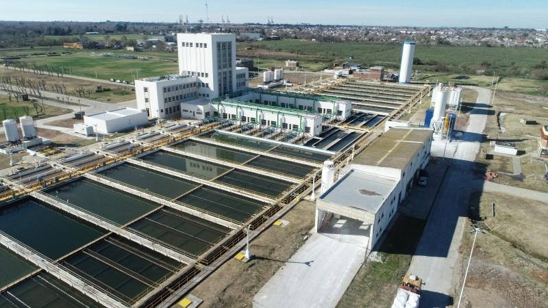 Por cortes de energía, se resiente el servicio de agua en La Plata, Berisso y Ensenada