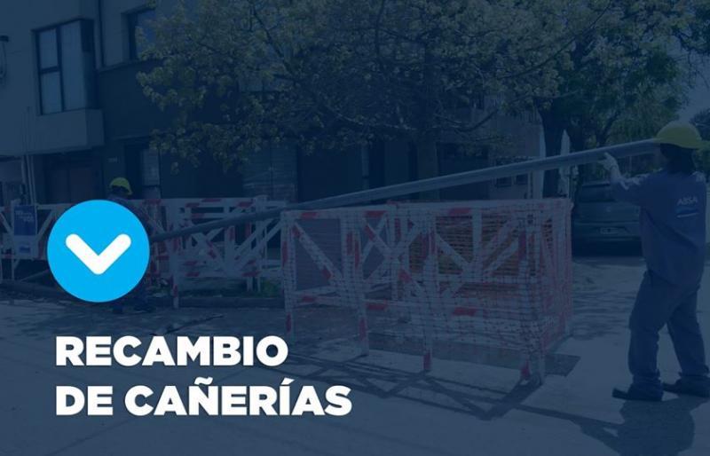 Trabajos programados  sobre la red de agua en  Ayacucho