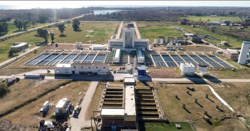 Llamado a consulta pública: Proyecto de construcción del sistema de Planta Potabilizadora para los partidos de La Plata, Berisso y Ensenada