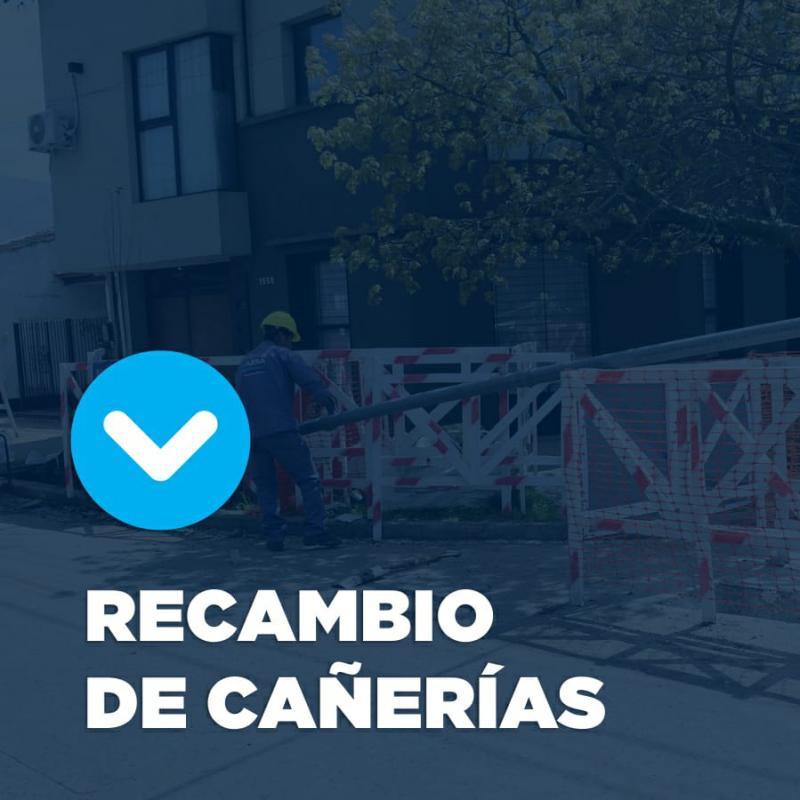 Trabajos programados sobre la red de agua de Ayacucho