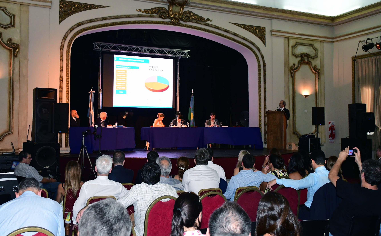 El Presidente de ABSA destacó el crecimiento de la inversión en mantenimiento