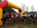 """ABSA brindó agua en la """"2° Rally Bike"""" de Chivilcoy"""